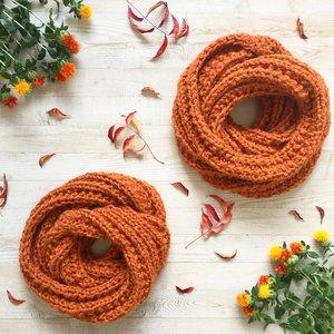 Kết quả hình ảnh cho Cozy Ribbed Scarf knitting