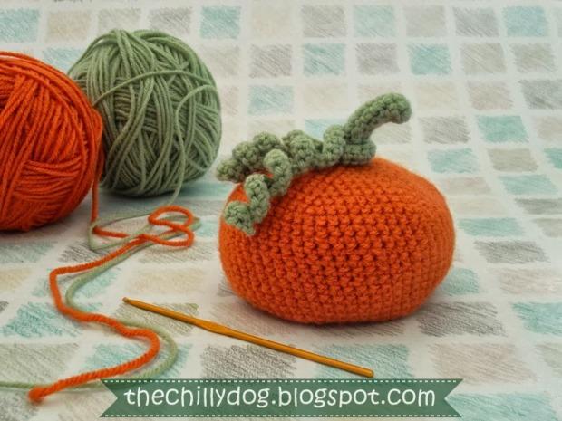 Kết quả hình ảnh cho Pauline Pumpkin Pillow crochet