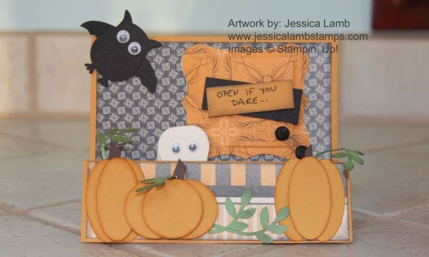 Kết quả hình ảnh cho 2- Halloween Pennant Page from Jessica Lamb Stamps