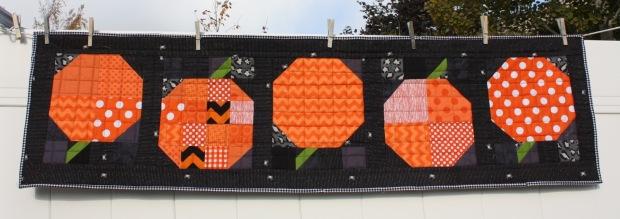Kết quả hình ảnh cho Patchwork Pumpkin Block sewing